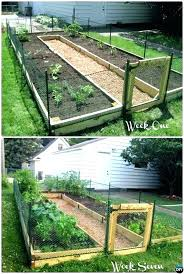 Diy Garden Bed Ideas Raised Garden Boxes Plans My New Critter Proof Raised Garden Beds