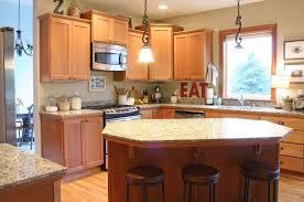 kitchen kitchen colors with light cabinets flatware utensil