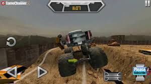 kids monster truck video monster truck extreme racing games videos games for kids