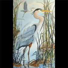 116 best herons paintings photos drawings images on pinterest