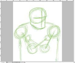 create a badass hip hop character in illustrator