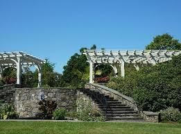 Boylston Botanical Garden Pond In The Secret Garden Picture Of Tower Hill Botanic Garden