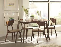 Coaster Dining Room Chairs Coaster Clayton Dining Table Walmart Magnificent Kitchen With