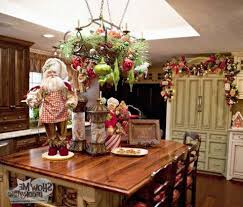 kitchen table christmas decorations marble table countertop brown
