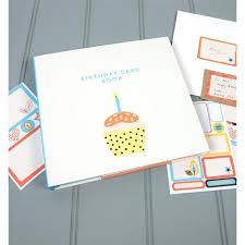 Book Birthday Card Greeting Card Organizer