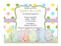 easter brunch invitations easter birthday invitations mes specialist