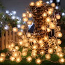 aliexpress com buy led christmas lights outdoor 5m 50 edelweiss