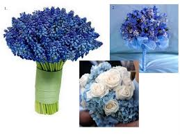 blue flowers for wedding wedding flowers blue flowers for the wedding