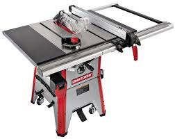 central machinery table saw fence reader question jet vs craftsman 10 inch table saw for home