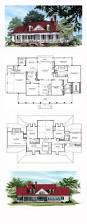 House Plans Farmhouse Country Single Story Farmhouse With Wrap Around Porch Square Feet 3