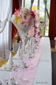 deco table rose et gris mariage en rose et or etoile de rose pont sainte marie