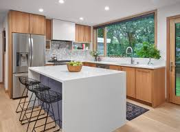 medium brown oak kitchen cabinets 75 beautiful kitchen with medium tone wood cabinets pictures