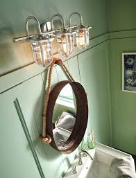 Bathroom Lighting Fixtures Lowes Nautical Light Fixtures A Bit Of Sea In Your House Light Nautical