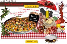 cuisine livrée à domicile livraison paella toulouse traiteur paella toulouse haute garonne