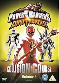 power rangers dino thunder white thunder dvd amazon uk