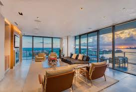 the high rise life six penthouses with waterfront views