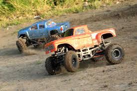 monster truck mud racing mega orange u2013 mega truck trigger king rc u2013 radio controlled