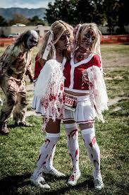 Zombie Cheerleader Costume Zombie Cheerleader Costume Ideas Hip Who Rae