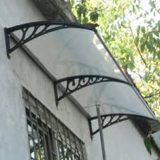 china polycarbonate outdoor canopy balcony awning design china