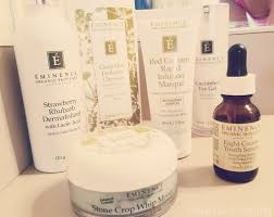 eminence organics the best thing for your skin since ever