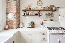 kitchen shelving open kitchen shelving advice apartment therapy
