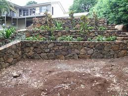Garden Rock Wall Rock Wall Garden Ideas Rock Wall Garden Designs