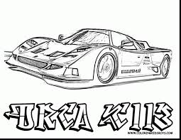 impressive race truck coloring pages race car coloring