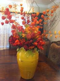 Fall Arrangements For Tables 20 Natural Halloween And Thanksgiving Table Centerpiece Ideas