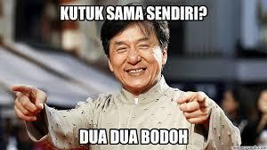 Malay Meme - jackie goes malay