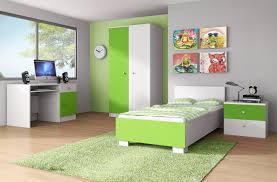 le de chevet chambre bébé chevet contemporain 2 tiroirs blanc vert chevet chambre