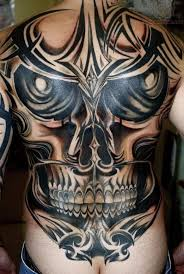 tribal tattoo that means family tribal skull back pieces dream acces so rise pinterest tattoo