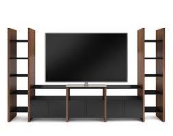 home theater shelving semblance 5455 jf home theater bdi italmoda furniture store