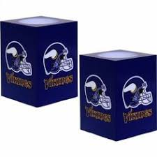 minnesota vikings barrel salt u0026 pepper shakers nfl team home gifts