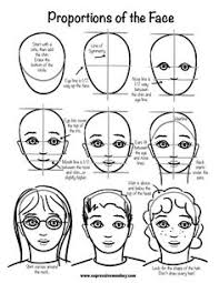 gallery drawing faces step by step drawing art gallery