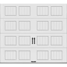 clopay 4050 garage door price clopay value plus series 8 ft x 7 ft 6 3 r value insulated white