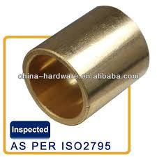 how to lubricate a fan motor slide bearing china manufacturer bimetal sleeve copper oilless
