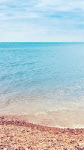 ocean explore wallpapers sea nature beach blue sky rock happy iphone 6 plus wallpaper