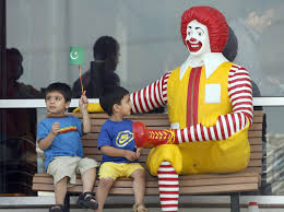 ronald mcdonald lying low until clown scare blows over u2013 the