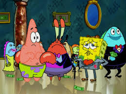 image mr krabs in porous pockets 1 png encyclopedia