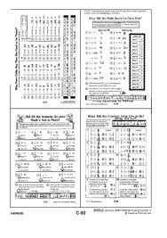 Did You Hear About Math Worksheet Math Worksheets Pizzazz Math Worksheets Answers Printable