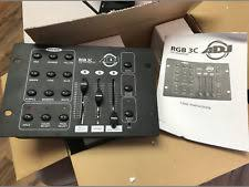 american dj duo station lighting controller american dj duo station 3 ch led controller on off ebay