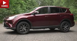 toyota suv review 2017 toyota rav4 review reveals one extremely spacious suv