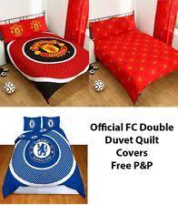 Man Utd Duvet Chelsea Fc Duvet Cover Ebay