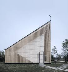 Home Design Nj Espoo by Azl Architects And The Nanjing Wanjing Garden Chapel Floornature