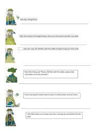 tikki tikki tembo worksheets tikki tikki tembo sequencing activity by crammy teaching