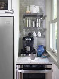 Kitchen Appliance Storage Ideas by Small Kitchen Storage Ideas Pictures U0026 Tips From Hgtv Hgtv