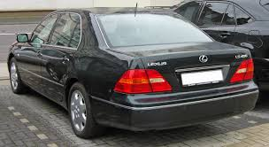 lexus ls vs acura tl lexus ls brief about model