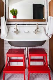 ideas to decorate a small bathroom small bathroom decorating ideas hgtv