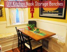 Kitchen Storage Bench Seat Plans by Corner Storage Bench Seat Storage Bench Seat Pinterest