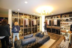 Built In Closet Design by Walk In Closets Built In Wardrobes Integrated Into Modern Decor